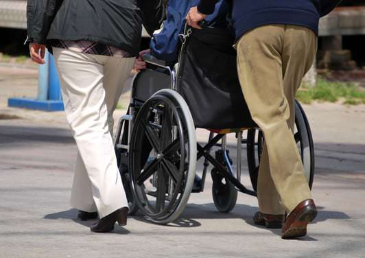Disability is No Respecter of Age